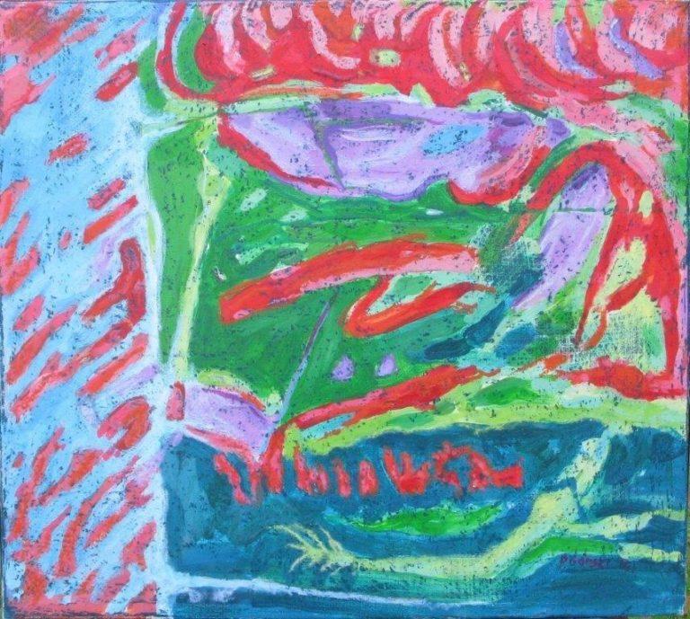 Pawel Gorski malarstwo