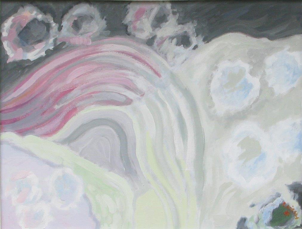 Paweł Górski malarstwo akryl